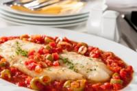 Fish Veracruz Style