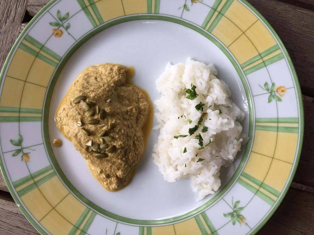 Chicken Green Pipian