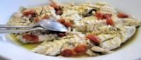 Cod Plaki recipe