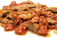 Beef Tips Veracruzana