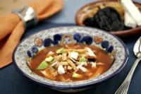 Authentic Mexican Tortilla Soup 1