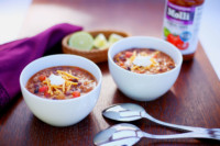 Turkey and Beef Chili