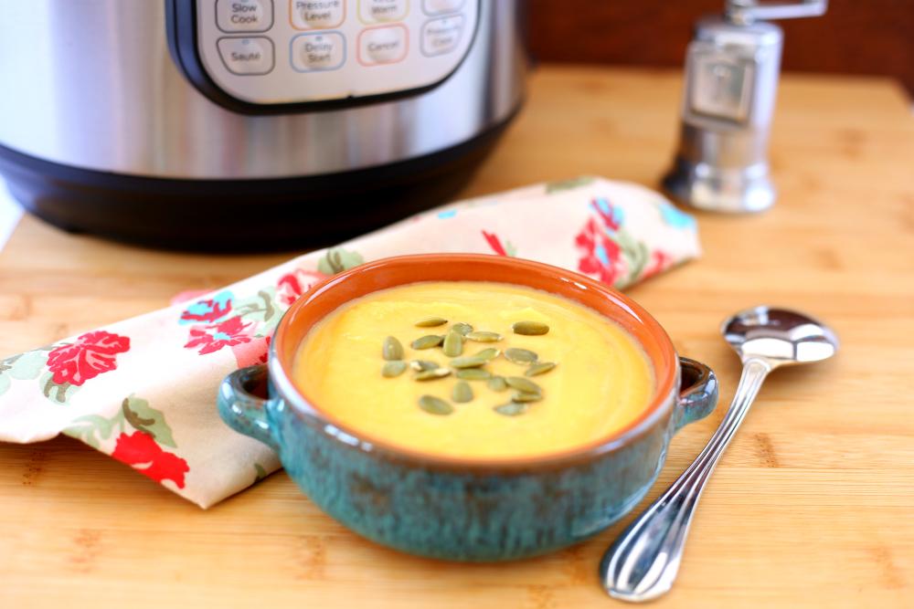 Butternut Squash soup2