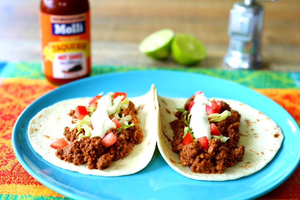Sloppy Joes Tacos